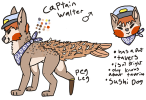Captain walter ref by Armzulite