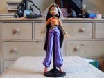 Yum Yum from The Thief and the Cobbler OOAK doll by Nightfall26