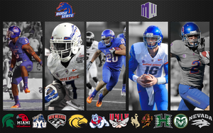 Boise State 2012 by MAGMADIV3R