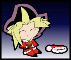 Better Santa Yami by Bayleef-