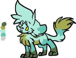 Adoptable design thingy.(closed) by luxchii