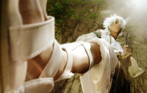 Sharrkan Cosplay (Magi) by AstronSama