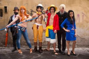 One Piece Cosplay ^^ by portuguese-d-ann