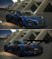 Audi R8 LMS ultra 15th Anniversary Edition '12 by GT6-Garage