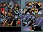 bloodRayne Page 7-8 Preview by juan7fernandez
