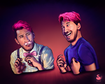 The Interview Part II   Markiplier by SimplEagle