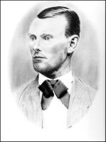 Jesse Woodsen James by MichaelNorwood