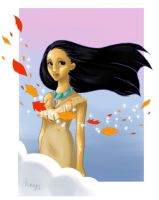 Colours of the Wind by shimoyo