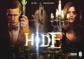 Doctor Who Hide Poster by This1999