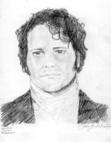 Mr. Darcy by Dinahleit