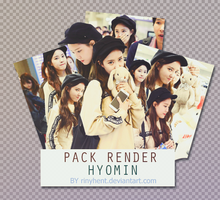 PACK RENDER HYOMIN T-ARA by RinYHEnt