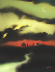 Lost Sunset by NMatychuk