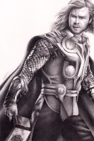 Thor by OliveArtOlive