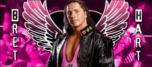 Sign - Bret Hart by Wrestlemaniacos