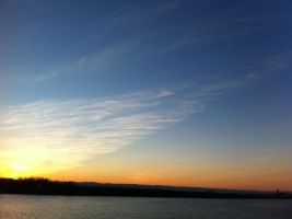Columbia River by Devonthegreat