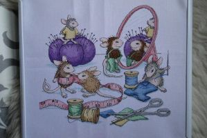 sew busy by Thriin