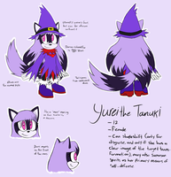 Yurei quick ref by Nero-Blackwing