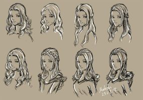 hairstyles by Madazu