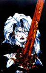 Lady Death by mohamed-ufo