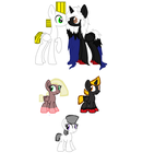 zane breedable adopts #1(OPEN) by Zanethepony
