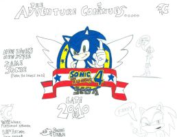 sonic the hedgehog 4 by good2games