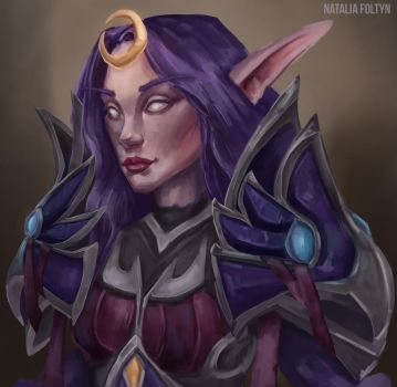 My druid by Nuxxe