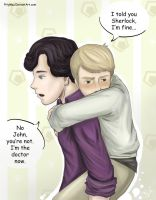JohnLock by PityMau