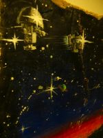 Fireflies detail 2 by LilithVallin
