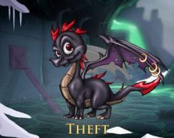 Theft as a Dragon by WinterStarRin