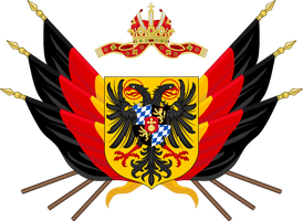CoA of the German Confederation (alt.) by TiltschMaster