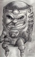 MODOK by nefosik