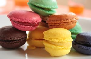 french macaroons by seed-of-january
