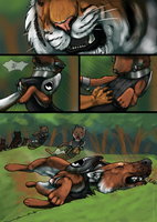 Jungle Laws pg 7 by Domisea