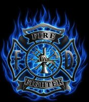 FireFighter Cross by nighthawk5150