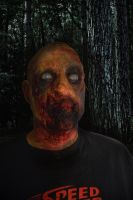 Zombie Makeup by Anesthetic-X