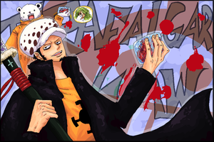 +CP+ Trafalgar Law by Opirou