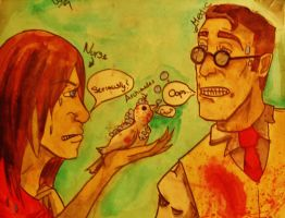 Damn It Archimedes :colored: by jutto