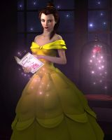 Belle for Lauren by wancow