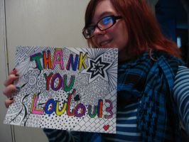 Fan Sign by cadillacphunque