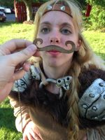Astrid Mustache by Viperas