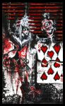 8 of Hearts by IceandSnow