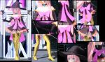 Luka Megurine Witch outfit ref sheet by shadowcat-666