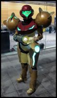 Avcon 2013- Samus by NatSilva
