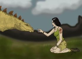 An Unexpected Meeting by Z-Z-Boomslang