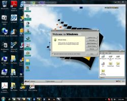Windows 95B on Windows 7 by daro-1