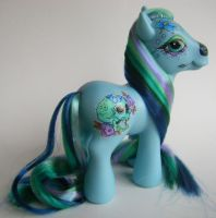 My Little Pony Dia de los Difuntos by eponyart