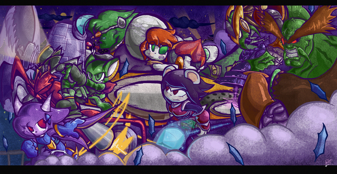 Freedom Planet by Pedrovin