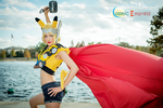 Pika-Thor by Cosmic-Empress
