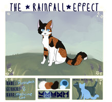 Rosesplash | RiverClan | Medicine Cat by pvpsi