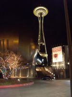 Seattle night life 3 by MidNight-Shadow13